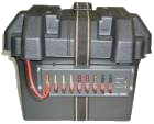 DCtoGO - Battery Box with RIGrunner
