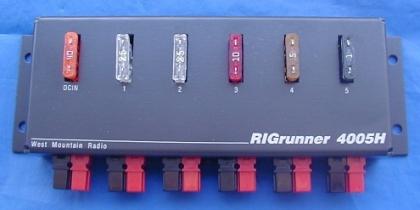 RIGrunner Model 4005H