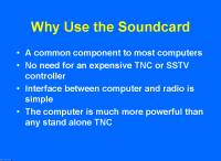 West Mountain Radio - Amateur Radio Sound Card Software Presentation
