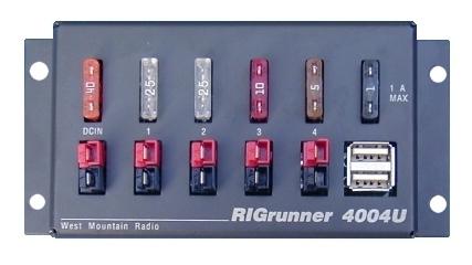 RIGrunner Model 4004U