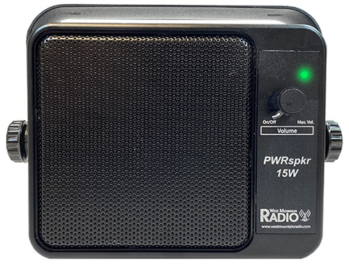 West Mountain Radio - PWRspkr 15W