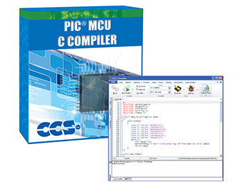 CCS C Workshop Compiler for PIC MCUs
