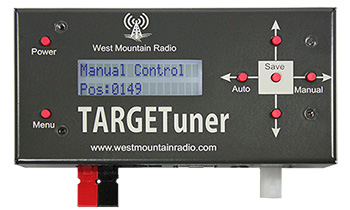 West Mountain Radio Targetuner