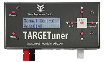 Targetuner on Radio Control Module