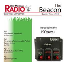 west mountain radio newsletters