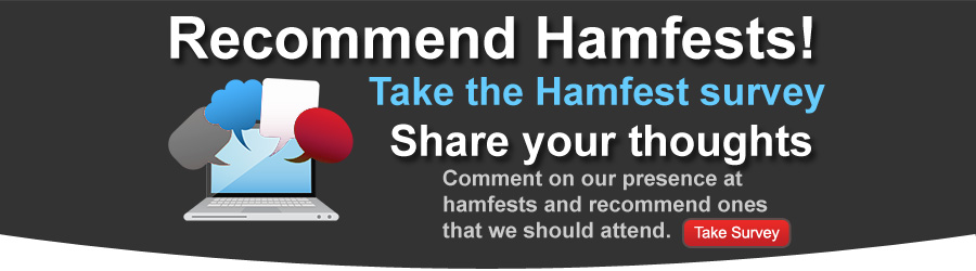Recommend Hamfests