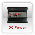 Power management devices that protect both the radio equipment and the systems that power them. These devices provide both battery charge management, load management, power monitoring and data logging features.